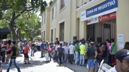 Santa Marta concentra 35.615 ciudadanos venezolanos.