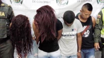 Caen dos mujeres y dos hombres señalados de atentar contra cuatro personas en Rebolo