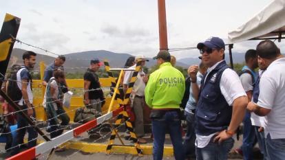 Ministros de Salud de 10 países evaluarán en Cúcuta atención a migrantes venezolanos