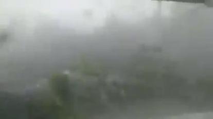 """En video   Dorian toca tierra en Bahamas dejando """"condiciones catastróficas"""""""
