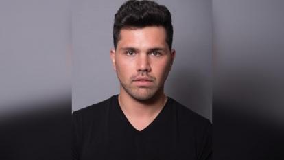 Alan Kaleb Pardo, actor detenido.
