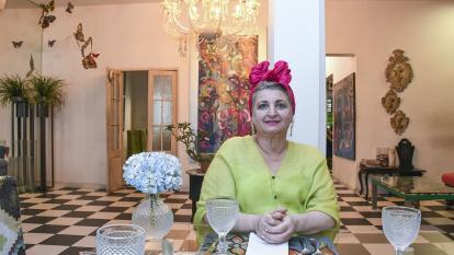 Maília, madre de una cocina de autor e inspiradora
