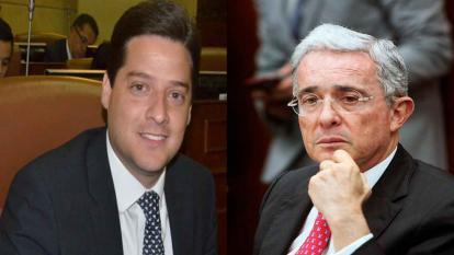 Parque Tayrona puso a pelear a Mauricio Gómez y a Álvaro Uribe en el Senado
