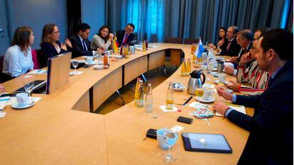 Gobernación revisa casos de autonomía en Alemania