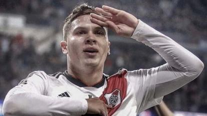 River Plate anuncia el regreso de Quintero tras siete meses fuera de las canchas