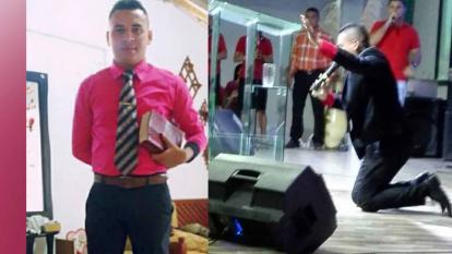 De predicador a atracador: lo capturan tras robo en bus