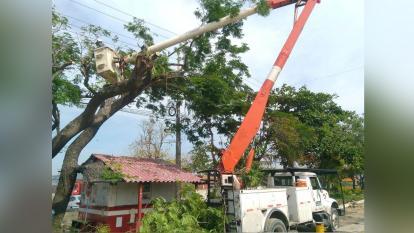 Este jueves estarán sin energía 18 sectores de Galapa y Baranoa