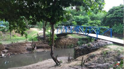 Reportan desaparición de menor en arroyo de La Victoria