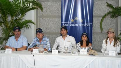 Comienza la Copa King Ocean Services de tenis