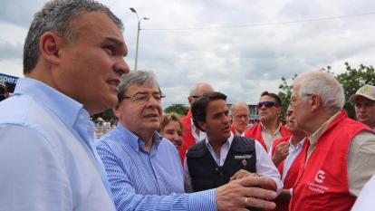 España anuncia 50 millones de euros para atención de crisis migratoria en Colombia