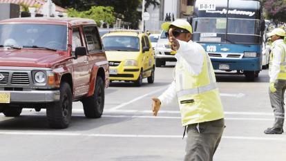 En las zonas habrá orientadores de movilidad para ayudar a conductores.