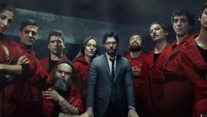 'La Casa de Papel' tendrá quinta temporada y un 'spin-off'