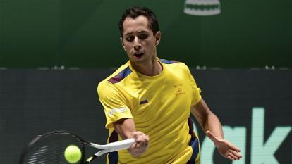 Colombia, afuera de la nueva Copa Davis