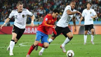 Alemania quiere jugar un amistoso en marzo contra España