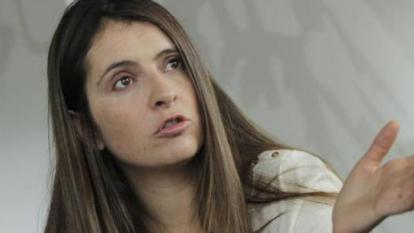 Polémica en las redes sociales por declaraciones de Paloma Valencia