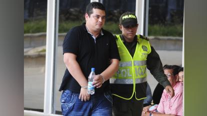 ¿Por qué quedó libre el exRastrojo Brayan Borré Barreto?