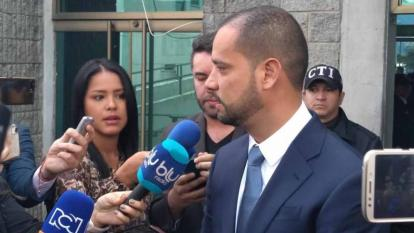 Diego Cadena, abogado del expresidente Álvaro Uribe Vélez.