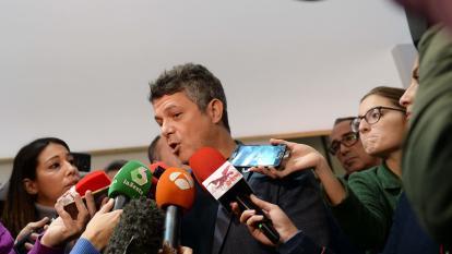 Alejandro Sanz pide en la COP25 luchar contra el cambio climático