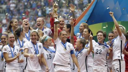 Estados Unidos, último campeón del Mundial.