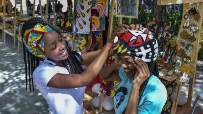 "Barranquilla Afro, una feria que quiere ""reivindicar"""