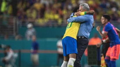 DT de Brasil estudia la posibilidad de utilizar nómina mixta en la Copa América