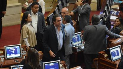 Tributaria: Cámara levanta plenaria ante dudas de sesión viciada