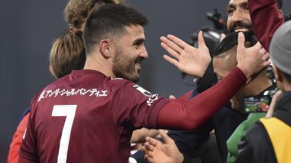 David Villa se retira conquistando la Copa del Emperador japonesa con el Vissel Kobe