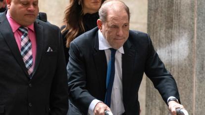 Víctimas, abogadas, fiscal: mujeres del juicio Weinstein