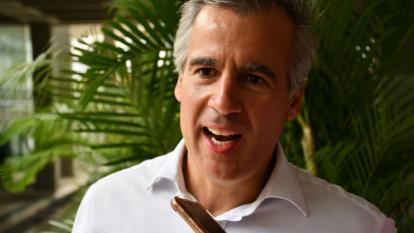 Orlando Cabrales Segovia, presidente de Naturgas.