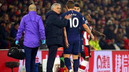El Tottenham confirma que Kane se lesionó y no estará hasta abril