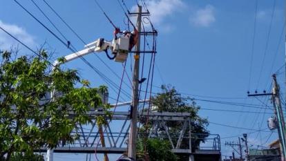 En cuatro circuitos de Barranquilla habrá interrupción de energía el fin de semana