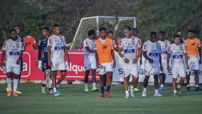 Junior debuta en la Liga ante Equidad el sábado 25 de enero