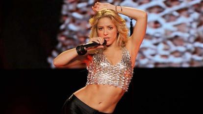 La artista barranquillera es considerada una diva del pop mundial.