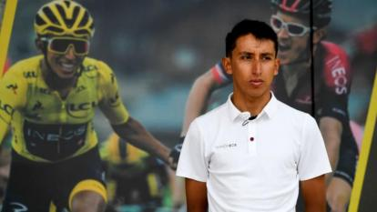 Egan Bernal no promete título en Tour Colombia pero garantiza espectáculo