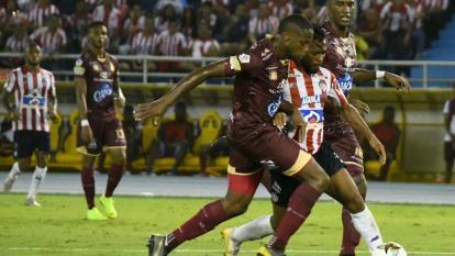 Junior suele ser un buen debutante en la Liga