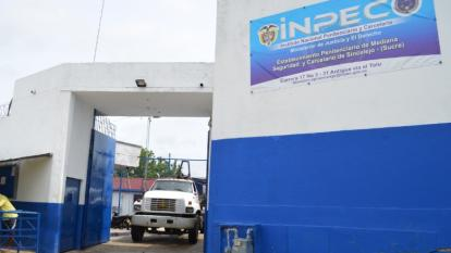 Inpec pide a gobernantes de Sucre cumplirle a los internos