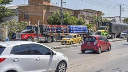 Transporte de carga es el que más contamina: Cáceres