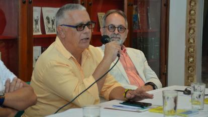 Académicos internacionales lideraron conversatorio sobre carnavales en el Caribe