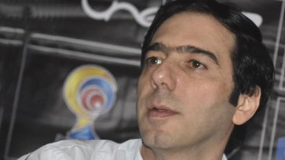 Antonio Char, presidente de Junior, se refirió al arbitraje de Carlos Mario Herrera.