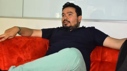 Carlos Andrés Santiago, vocero de ACLF.