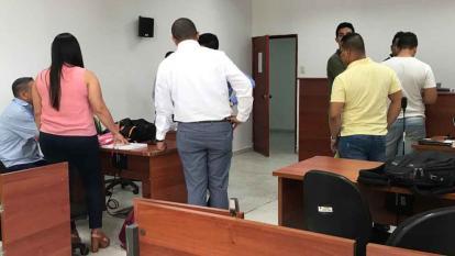 Aplazan audiencia en proceso por Casa Blanca, por solicitud de abogado capturado