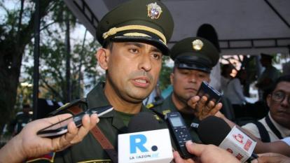 Patrullero señalado de robar en supermercado de Montería fue dejado en libertad