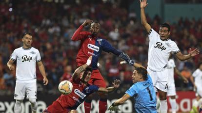 Libertad se impone 2-1 en su visita al Medellín
