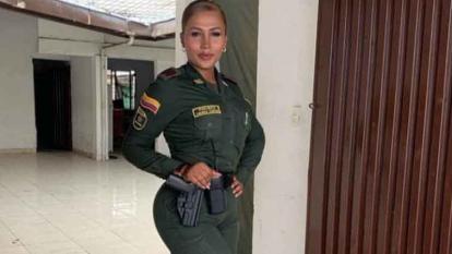 Andrea, la primera Policía transgénero de Colombia