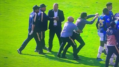 """""""Los resultados en el fútbol los mandan y los deciden las apuestas"""": Eduardo Pimentel"""