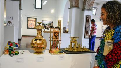 Arte popular de todo el país se toma el Museo del Atlántico