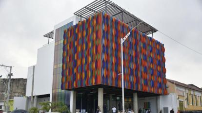 Sede del Museo del Carnaval, ubicada en Barrio Abajo.