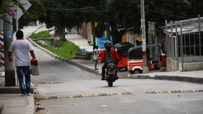 Asesinan de seis balazos a un hombre en el barrio Ferrocarril, en Soledad