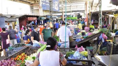 Mercado Público de Valledupar.
