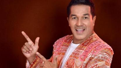 Checo Acosta, el príncipe del Carnaval.
